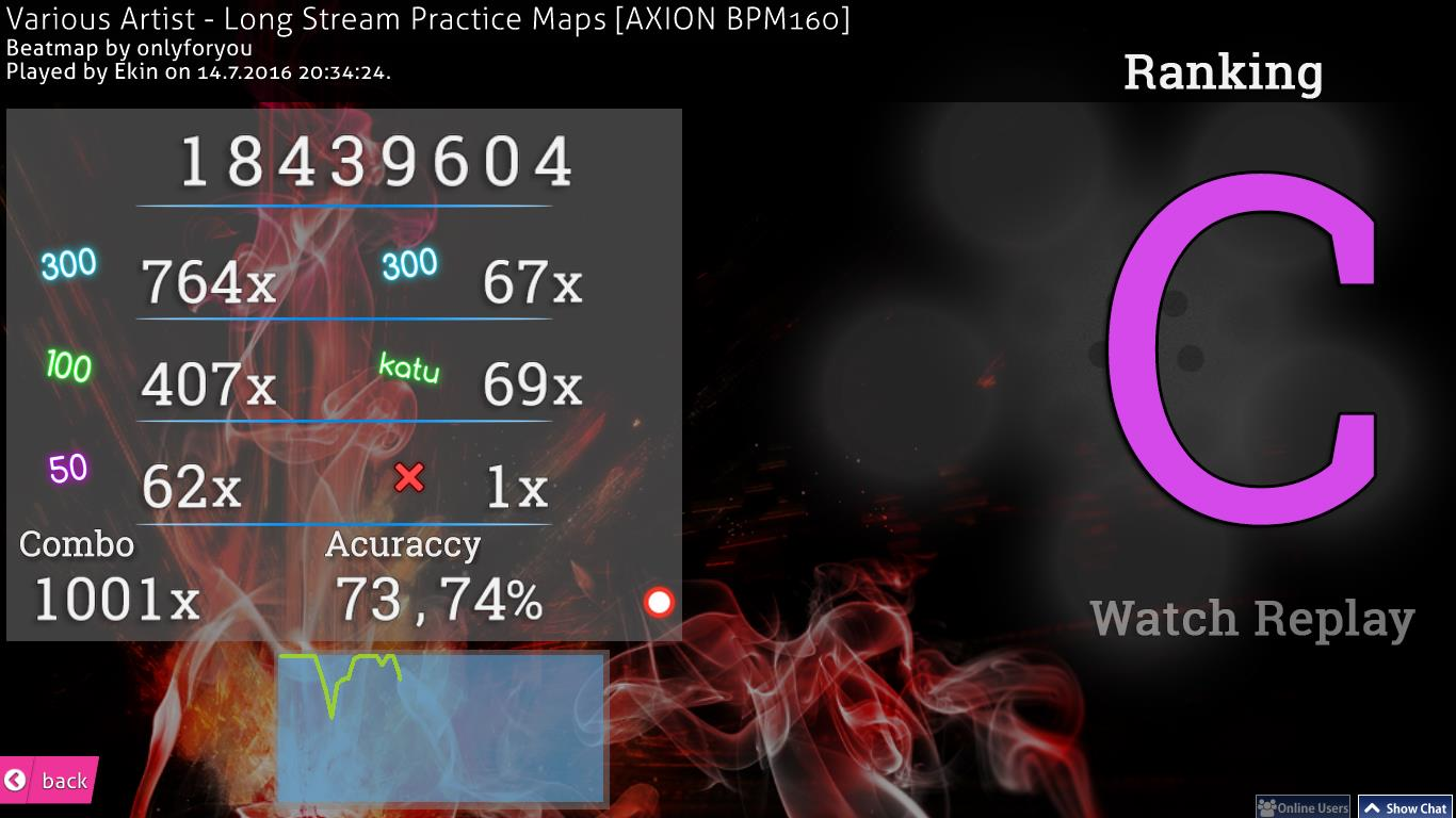 how to stream better! : osugame