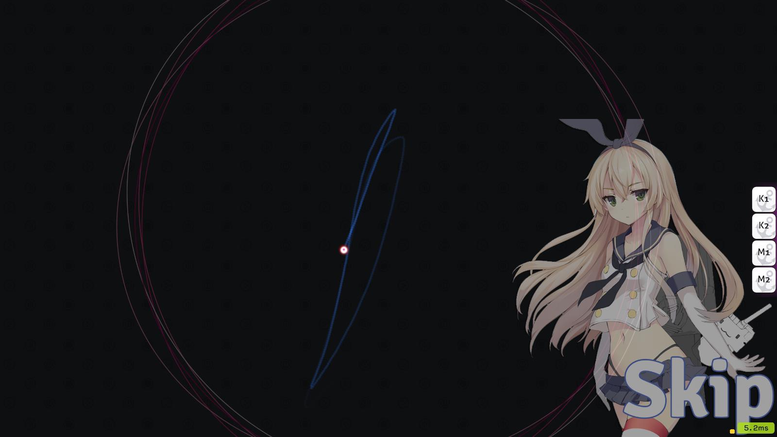 Shigetora's new cursor : osugame