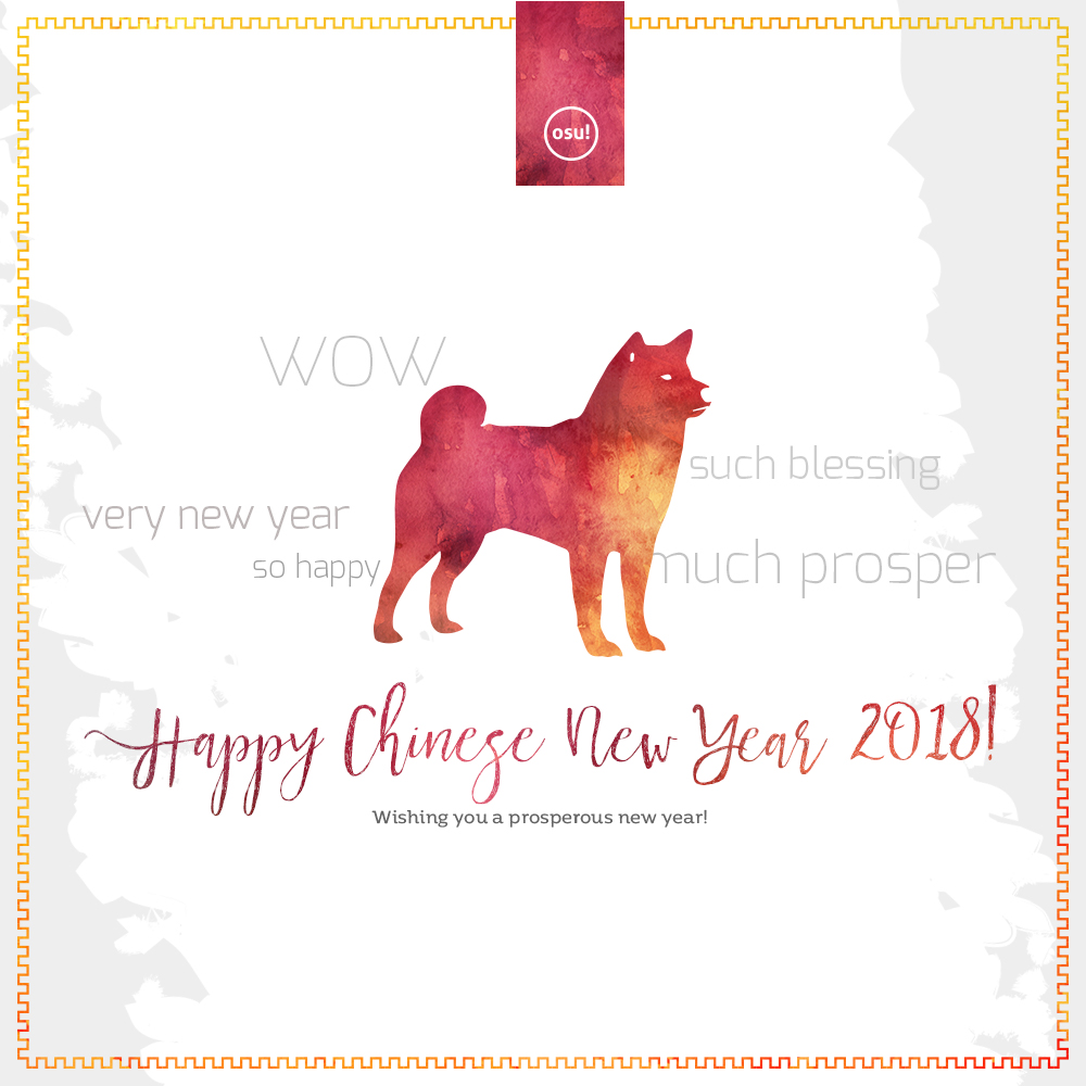 Happy Chinese New Year! · news · home | osu!